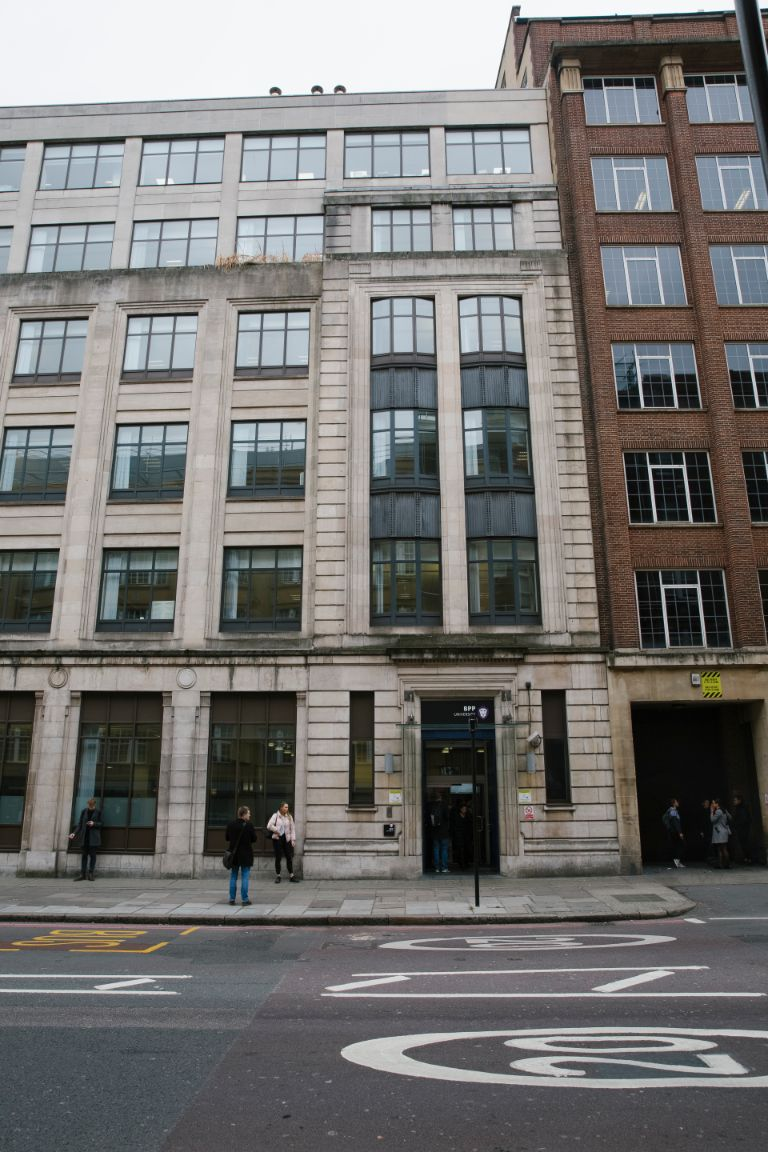 London Waterloo Study Centre About Us Bpp